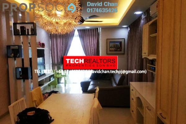 For Sale Condominium at Boulevard Residence, Bandar Utama Leasehold Fully Furnished 3R/2B 765k