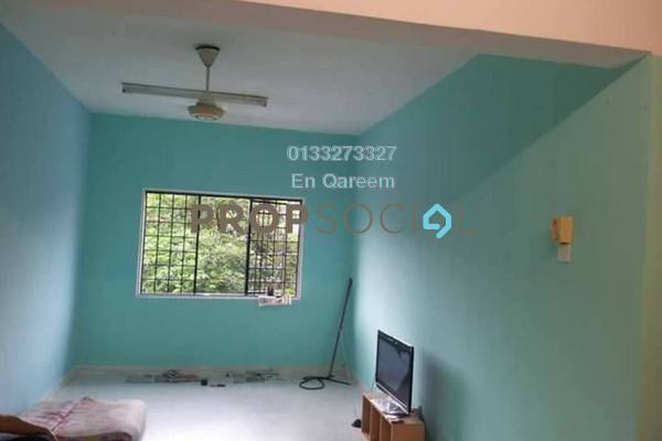 For Sale Apartment at Taman Sri Sentosa, Old Klang Road Freehold Semi Furnished 3R/2B 220k