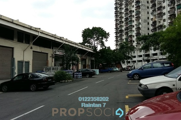 For Rent Factory at Taman Sungai Besi, Sungai Besi Freehold Unfurnished 0R/4B 3.8k