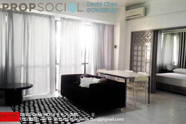 For Rent Condominium at Tivoli Villas, Bangsar Freehold Fully Furnished 2R/1B 2.6k