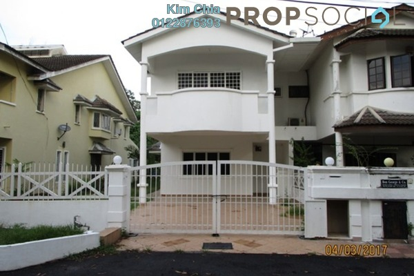 For Rent Semi-Detached at Bandar Country Homes, Rawang Freehold Semi Furnished 4R/3B 2k
