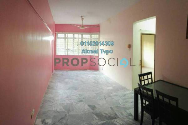 For Sale Apartment at Vista Seri Putra, Bandar Seri Putra Freehold Unfurnished 3R/2B 280k