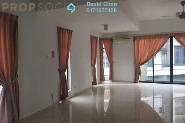 For Sale Terrace at D'Residency, Bandar Utama Freehold Semi Furnished 4R/3B 1.05m