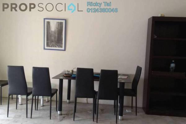 For Rent Apartment at Kenanga Apartment, Pusat Bandar Puchong Freehold Unfurnished 3R/2B 1k