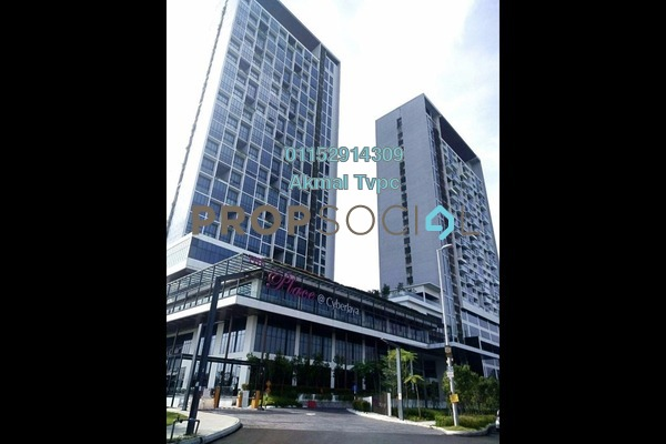 For Sale Condominium at The Place, Cyberjaya Freehold Semi Furnished 2R/1B 420k