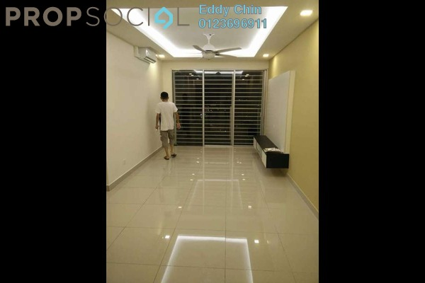 For Rent Condominium at Majestic Maxim, Cheras Freehold Semi Furnished 3R/2B 1.3k