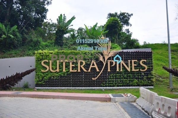 For Sale Condominium at Sutera Pines, Bandar Sungai Long Freehold Unfurnished 3R/2B 600k