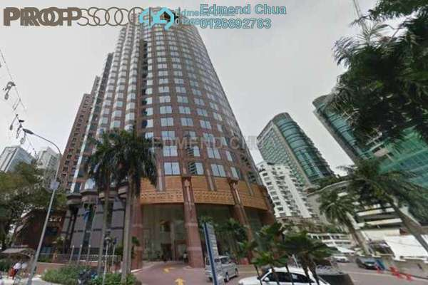 For Rent Office at Menara HLA, KLCC Freehold Semi Furnished 0R/0B 28.9k