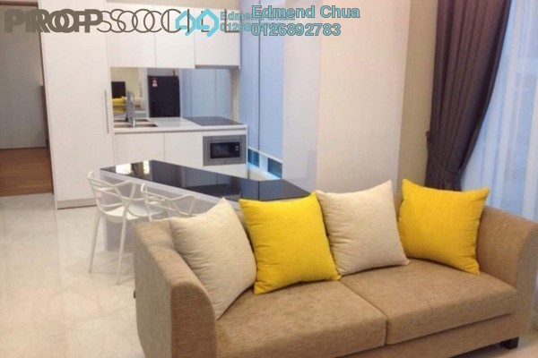 For Sale Serviced Residence at Soho Suites, KLCC Freehold Fully Furnished 2R/2B 987k