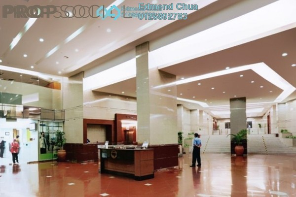 For Rent Office at Wisma UOA I, KLCC Freehold Unfurnished 0R/0B 46.8k