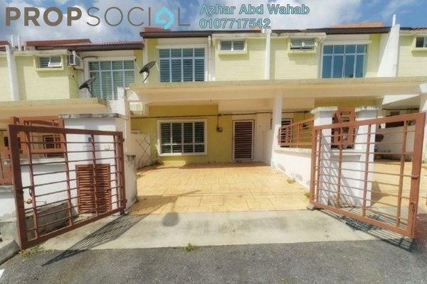 For Sale Terrace at Taman Pelangi Semenyih 2, Semenyih Freehold Unfurnished 4R/3B 435k