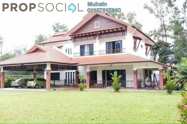 For Sale Bungalow at Taman Bukit Jaya, Bukit Antarabangsa Freehold Semi Furnished 7R/5B 4.5m