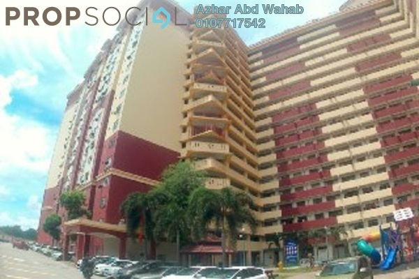 For Sale Apartment at Mentari Court 1, Bandar Sunway Freehold Semi Furnished 3R/2B 270.0千