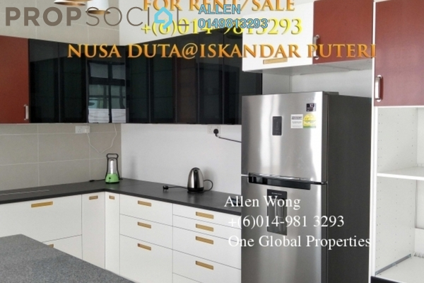 For Rent Bungalow at Taman Bukit Indah, Bukit Indah Freehold Semi Furnished 6R/6B 8k