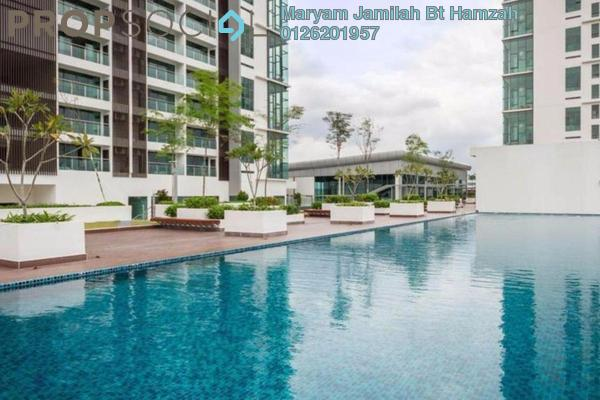 For Rent Condominium at EVO Soho Suites, Bandar Baru Bangi Freehold Fully Furnished 1R/1B 1.2k