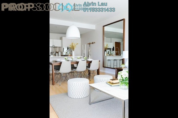 For Sale Condominium at Liberty Arc @ Ampang Ukay, Ukay Freehold Fully Furnished 1R/1B 299k