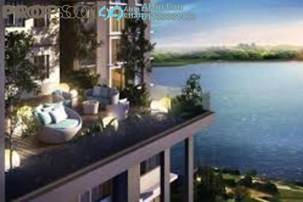 For Sale Condominium at Aurora Residence @ Lake Side City, Puchong Freehold Unfurnished 1R/1B 269k