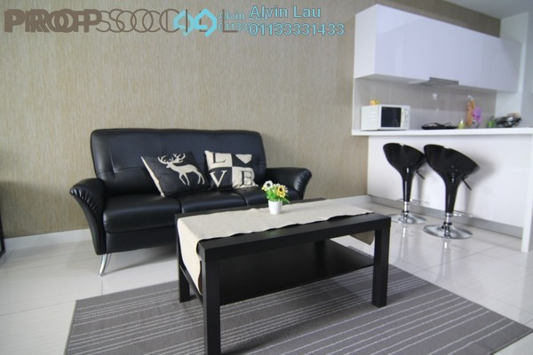 For Sale Serviced Residence at The Elements, Ampang Hilir Freehold Fully Furnished 1R/1B 480k