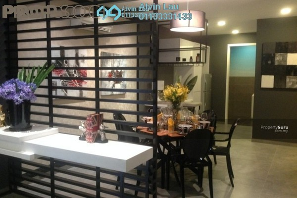 For Sale Condominium at Aurora Residence @ Lake Side City, Puchong Freehold Unfurnished 2R/2B 373k