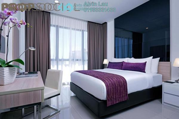 For Sale Serviced Residence at Ion Delemen, Genting Highlands Freehold Fully Furnished 2R/1B 670k