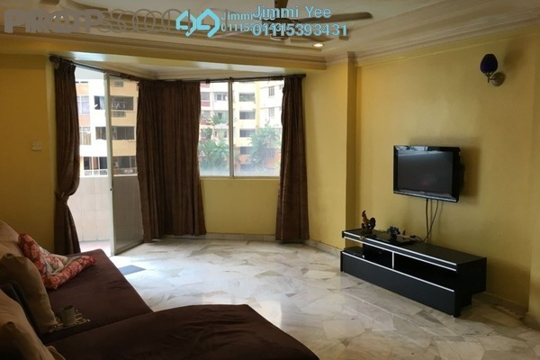 For Sale Condominium at Desa Gembira, Kuchai Lama Freehold Semi Furnished 3R/2B 410k