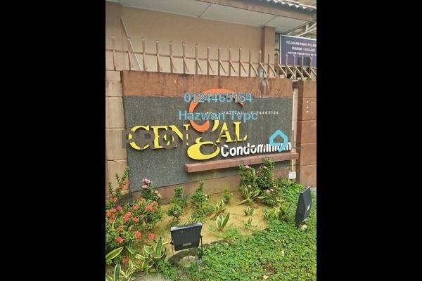 For Sale Condominium at Cengal Condominium, Bandar Sri Permaisuri Freehold Semi Furnished 3R/2B 410k