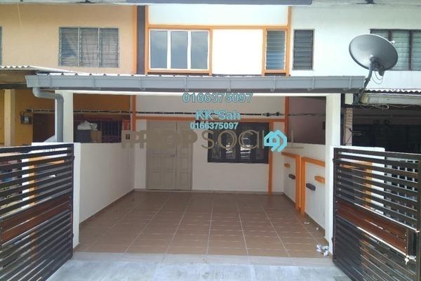 For Sale Link at Taman Jasmin, Kajang Freehold Unfurnished 3R/3B 365k