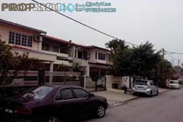 For Sale Terrace at SS22, Damansara Jaya Freehold Unfurnished 4R/3B 1.1m