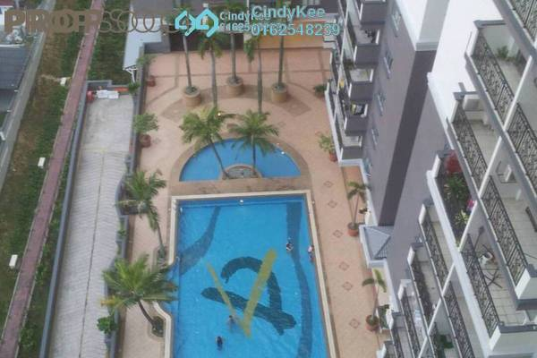 For Sale Condominium at Ken Damansara I, Petaling Jaya Freehold Semi Furnished 3R/2B 680k