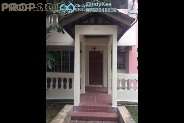 For Sale Townhouse at Kiara Green, TTDI Freehold Semi Furnished 3R/2B 940k