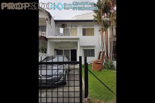 For Sale Terrace at Taman Paramount, Petaling Jaya Freehold Unfurnished 4R/2B 850k