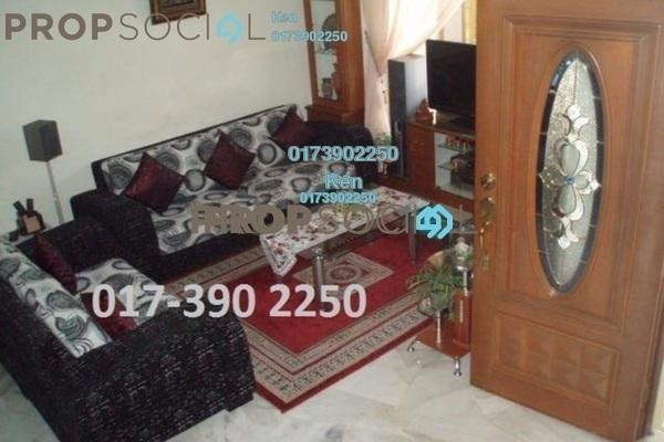 For Rent Terrace at USJ 6, UEP Subang Jaya Freehold Fully Furnished 3R/3B 1.5k