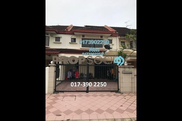 For Rent Terrace at BU10, Bandar Utama Freehold Semi Furnished 4R/3B 2.4k