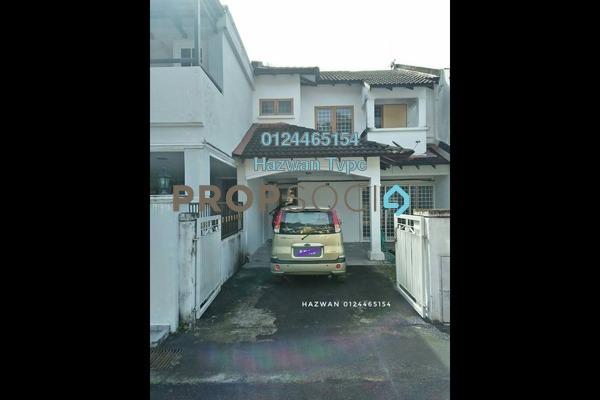 For Sale Terrace at Taman Bukit Indah, Ampang Freehold Unfurnished 4R/2B 730k