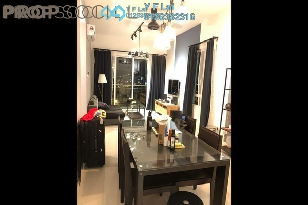 For Sale Condominium at Desa Green Serviced Apartment, Taman Desa Freehold Fully Furnished 3R/2B 688k