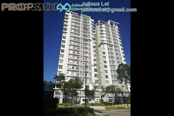 For Sale Condominium at Jade Hills, Kajang Freehold Unfurnished 3R/2B 530k