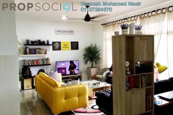 For Sale Condominium at Dwiputra Residences, Putrajaya Freehold Unfurnished 4R/2B 530k