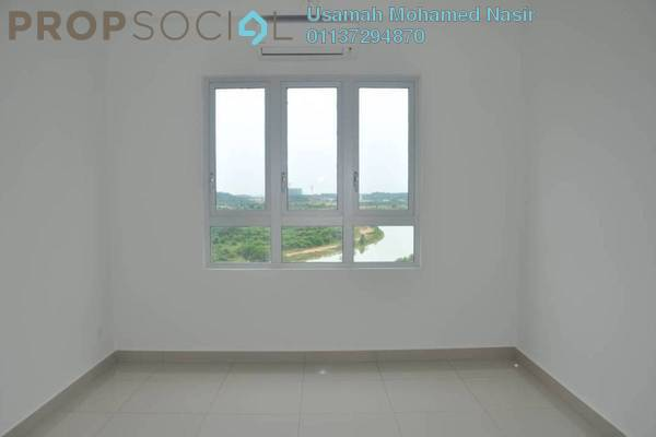 For Sale Condominium at Ceria Condominium, Cyberjaya Freehold Semi Furnished 4R/3B 650k