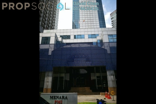 For Rent Office at Menara PMI, Bukit Ceylon Freehold Unfurnished 0R/0B 4.5k
