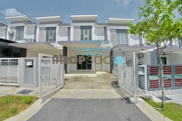 For Sale Terrace at Bandar Tasik Puteri, Rawang Leasehold Unfurnished 4R/3B 420k