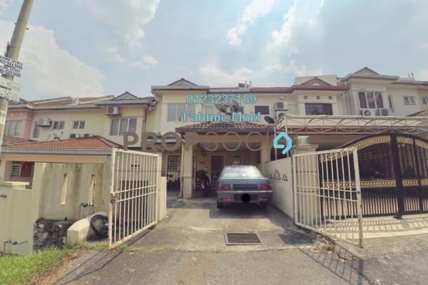 For Sale Terrace at Taman Puncak Jalil, Bandar Putra Permai Leasehold Semi Furnished 4R/3B 560k