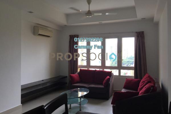 For Rent Condominium at Casa Desa, Taman Desa Freehold Fully Furnished 3R/2B 2.1k