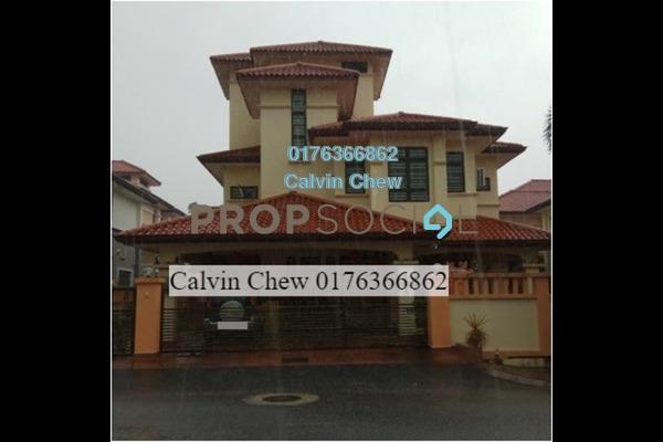 For Sale Bungalow at Damai Gayana, Bandar Damai Perdana Freehold Unfurnished 7R/7B 2.2m