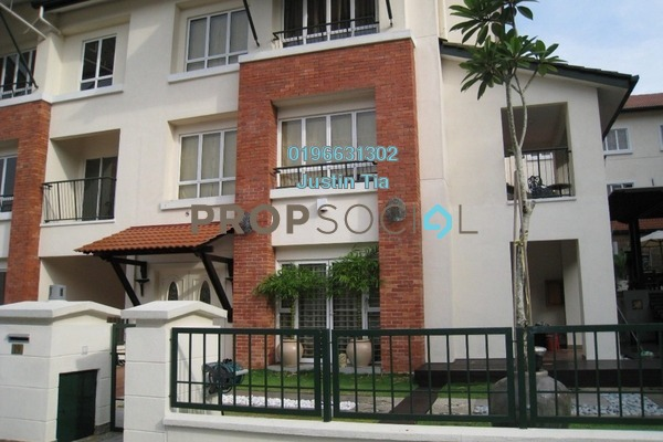 For Rent Superlink at USJ 11, UEP Subang Jaya Freehold Semi Furnished 6R/5B 3.5k