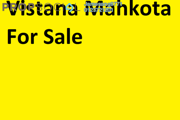 For Sale Condominium at Vistana Mahkota, Bandar Mahkota Cheras Freehold Unfurnished 3R/2B 285k