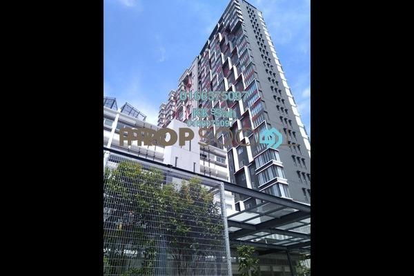 For Sale Condominium at Elevia Residences, Bandar Puchong Utama Freehold Unfurnished 3R/2B 628k