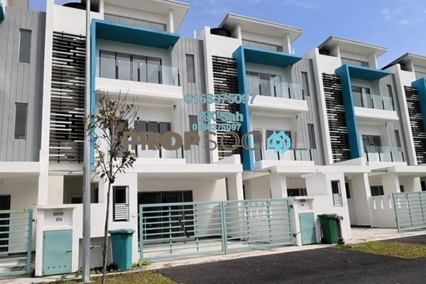 For Sale Superlink at Taman Sri Tanjung, Semenyih Freehold Unfurnished 5R/4B 688k