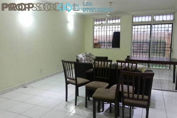 For Rent Condominium at City Gardens, Bukit Ceylon Freehold Semi Furnished 3R/2B 2.6k