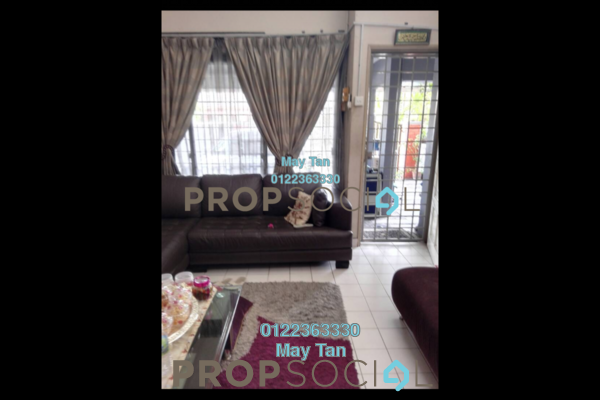 For Sale Terrace at USJ 2, UEP Subang Jaya Freehold Semi Furnished 3R/2B 770k
