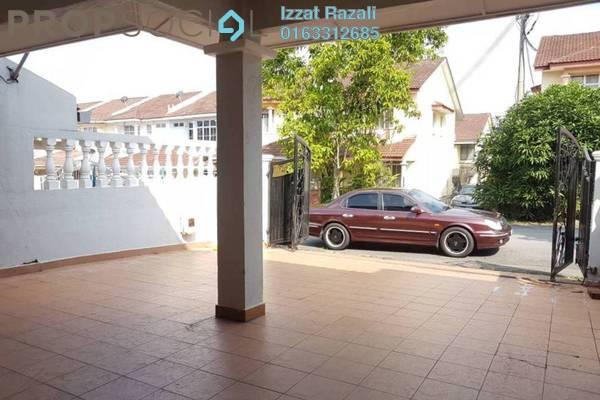 For Sale Terrace at Section 2, Bandar Mahkota Cheras Freehold Semi Furnished 4R/3B 550k